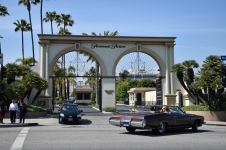 Melrose Gate - Paramount Pictures